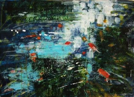 David Bez, Homage to Monet, 2020