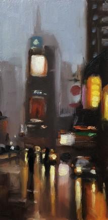 Liam Spencer, Times Square