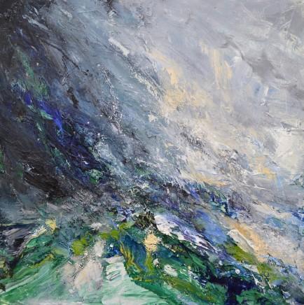 Matthew Bourne, Pembrokeshire Coastline, Reflected Rockpools