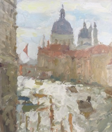 Adam Ralston MAFA, From Accademia Bridge, 2019