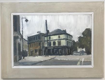 Alan James Thompson, Egerton Arms