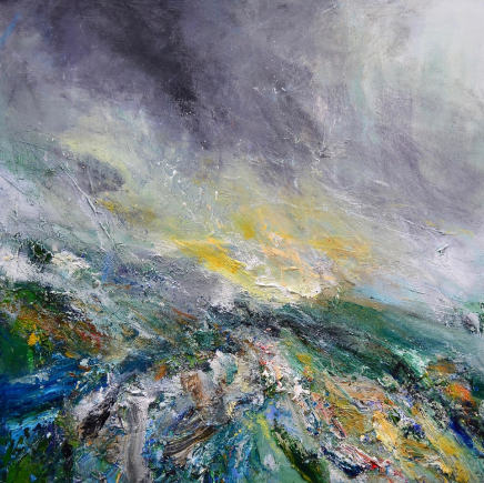 Matthew Bourne, Winter Light, Freezing Ground, 2020