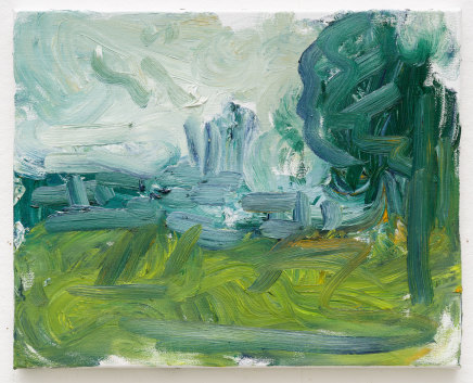 Richard Cook, View Over London, 2020