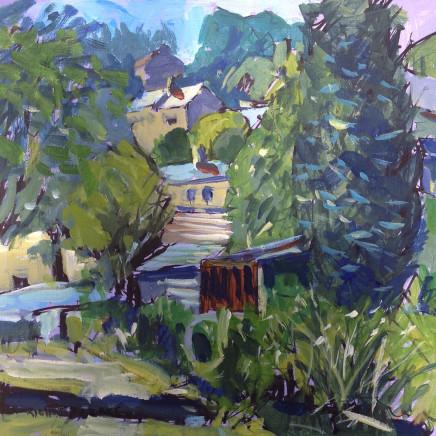Richard Clare, Summer Greens, Saddleworth