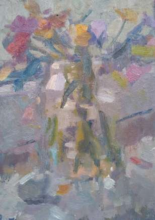 Andrew Farmer ROI, Flower Study