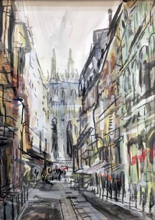 Matthew Thompson, Milan Duomo