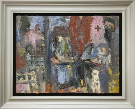 Ian Norris MAFA, Malcolm's Studio
