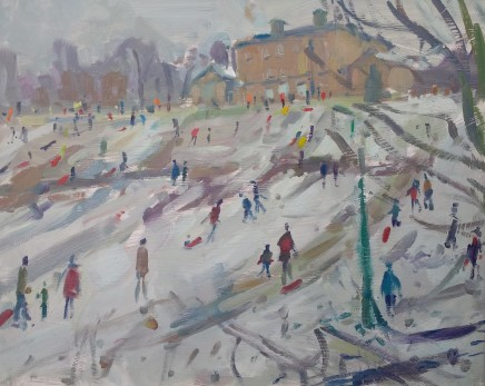 Andrew Farmer, Snow on the Hill