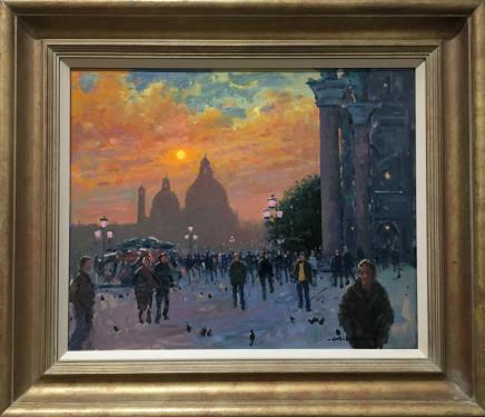 Chris Slater, Sunset Effect, Venice