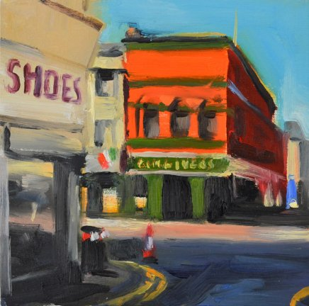 Liam Spencer, Shoes and Gullivers