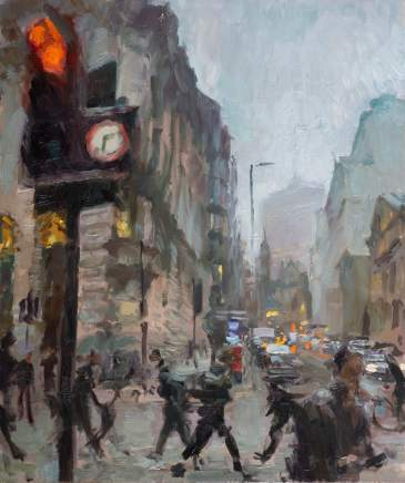Rob Pointon ROI, King Street Crossing, 02/2020