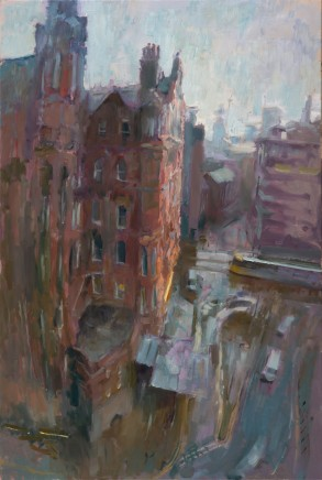 Rob Pointon ROI, The Midland in Drizzle, 01/2020