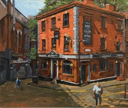 Steven Smith, The Salisbury, Oxford Road, Manchester