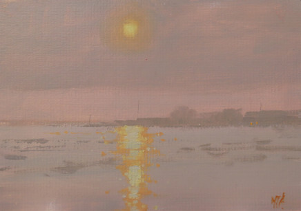 Michael Ashcroft MAFA, A Venice Sunset