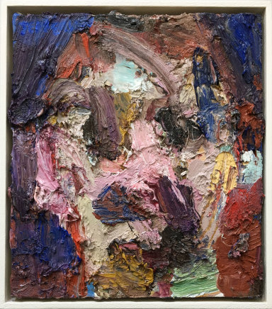 Craig Jefferson NEAC, Head Study 2 (Blue)