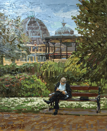 Steven Smith, Pavillion Gardens, Buxton