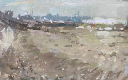 Adam Ralston MAFA, Rossall Beach, Sea Out