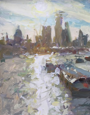 Adam Ralston MAFA, Waterloo Sunrise