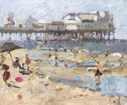 Adam Ralston MAFA, Seaside Serenity