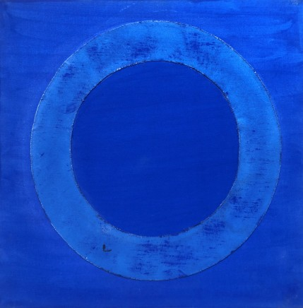 Terry Frost RA, BLUE C'ARCHE D'ARMOUR, 2001
