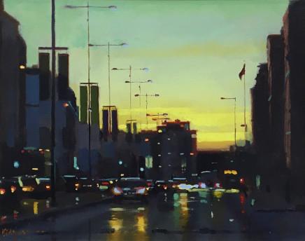 Michael Ashcroft AROI MAFA, Rush Hour, Salford