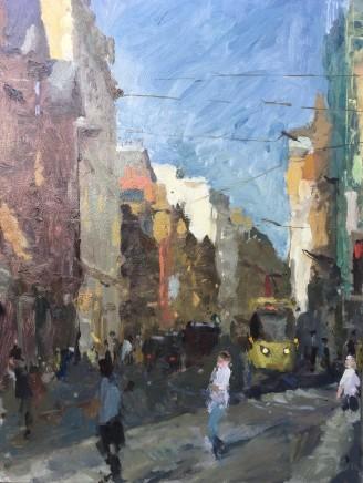 Adam Ralston MAFA, Cross Street