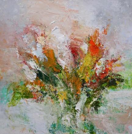 Matthew Bourne, Spring Flowers, Studio, Vase