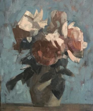 James Bland NEAC, Night Roses 2, 2020