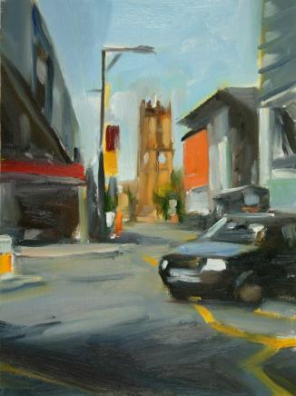 Liam Spencer, Deansgate and Cathedral