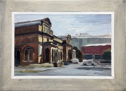 Alan James Thompson, Salford Museum and Art Gallery