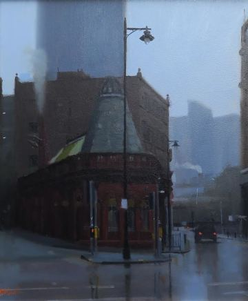 Michael Ashcroft AROI MAFA, The Old Police Station, Salford, 2020