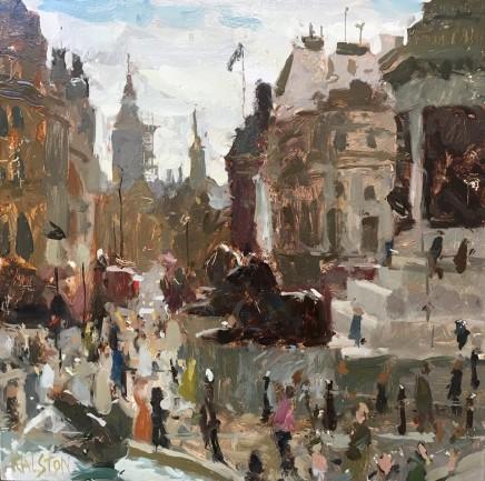 Adam Ralston MAFA, Trafalgar Square