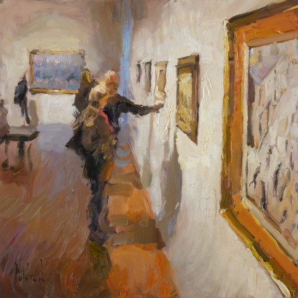 Rob Pointon ROI, The Lowry and Valette Room II (Study), 2020