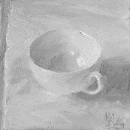 Norman Long MAFA, Teacup