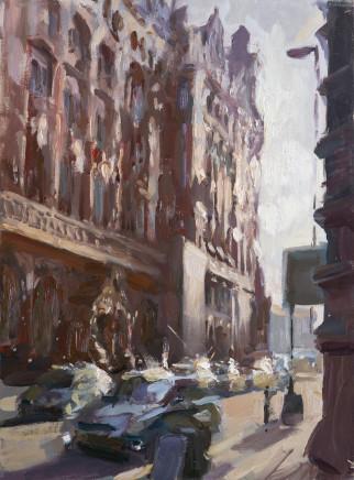 Rob Pointon ROI, Side of The Midland Hotel