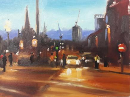 Liam Spencer, Albert Square Twilight