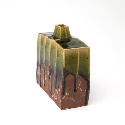 Ken Matsuzaki, Rectangular Vase