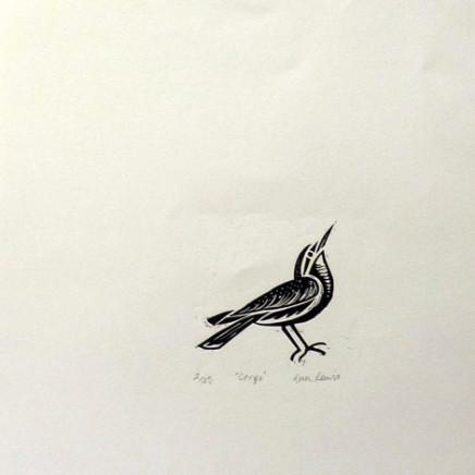 Ann Lewis RCA, Welsh Warblers (Cerys)