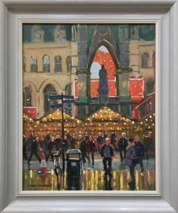 Chris Slater, Christmas Market Night