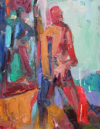 Craig Jefferson NEAC, Walking Figure II