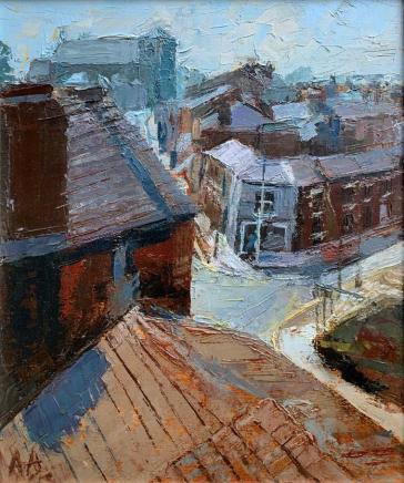 Anne Aspinall MAFA, From the Old Studio