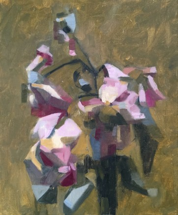 James Bland NEAC, Vertical Roses 3
