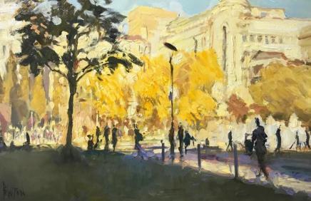 Rob Pointon ROI, Blazing Trees