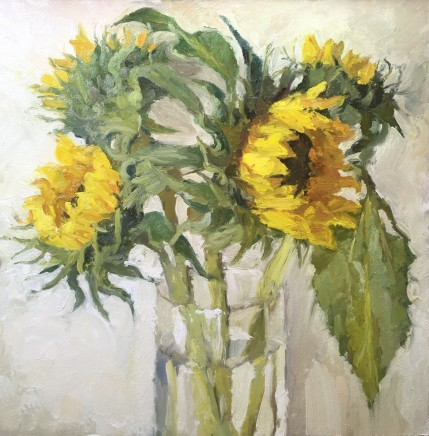 Adam Ralston MAFA, Sunflowers