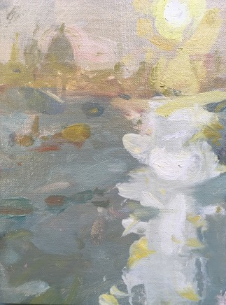 Adam Ralston MAFA, Venice Sunset II