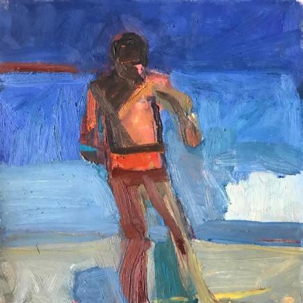 Arthur Neal NEAC, Swimmer 1