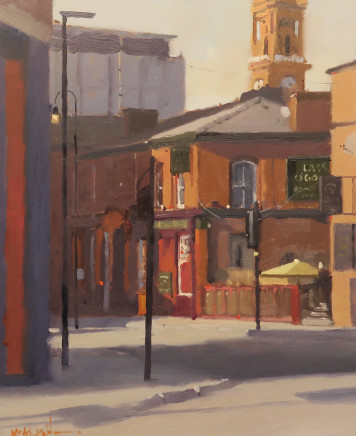Michael Ashcroft MAFA, Caught in the Light, Lass O Gowrie, Manchester