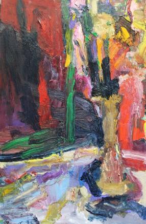 Craig Jefferson NEAC, Yellow Roses and Iris