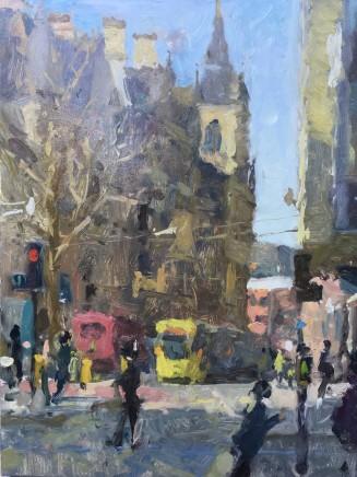 Adam Ralston MAFA, Princess Street