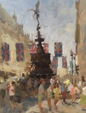 Adam Ralston MAFA, Piccadilly Circus
